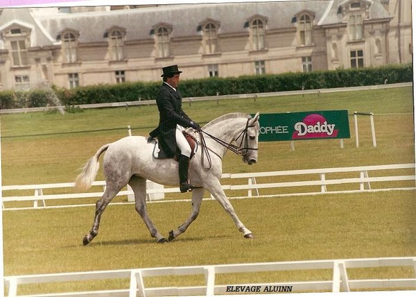 Juin 1995 à Chantilly